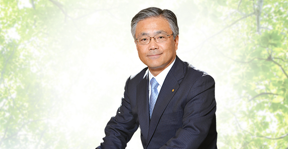 Message from the President and CEO - About Us - Tokyo Tatemono